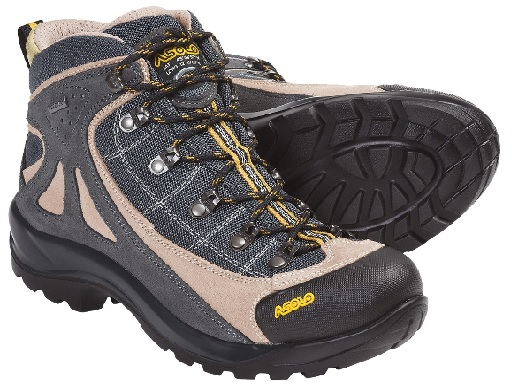 Perfect  Fluid Fusion Mid OutDry Hiking Boot Womens Platinum Cool Grey 85