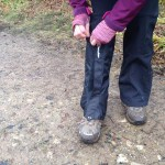 How To Put Gaiters On