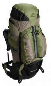 ALPS MOUNTAINEERING DENALI 5500 BACKPACK - INTERNAL FRAME
