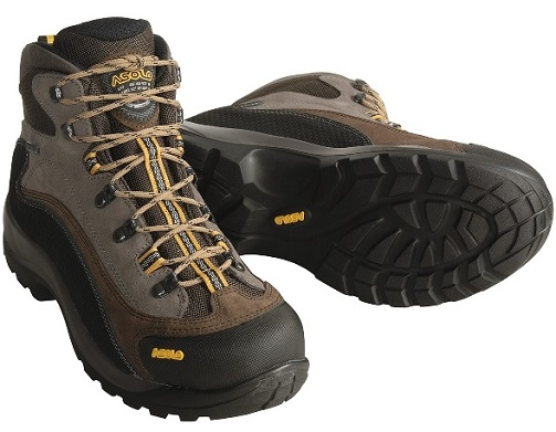 Asolo FSN 95 Gore-Tex Hiking Boots Review - Coolhikinggear.com