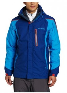 Columbia Men's Bugaboo Tech II Interchange Jacket