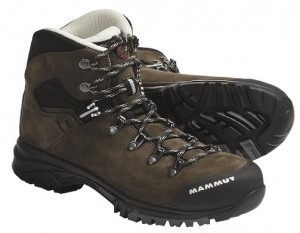MAMMUT MT. VISTA GORE-TEX® HIKING BOOTS - WATERPROOF, LEATHER (FOR WOMEN)