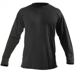 Polarmax Mid Weight Double Base Layer Men's Long Sleeve Crew Tee