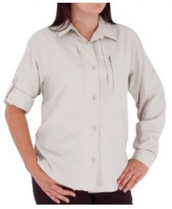 Royal Robbins Women's Expedition Long Sleeve Shirt