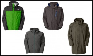 The North Face Men's Rain Jackets