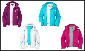 The North Face Women's Triclimate Jackets