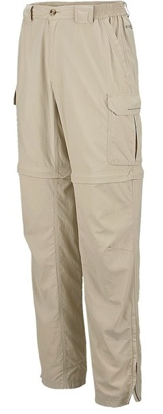Columbia Sportswear PFG Backcountry Convertible Pants UPF 30 For Men
