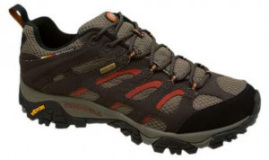 Merrrel Moab Gore Tex Hiking Shoe