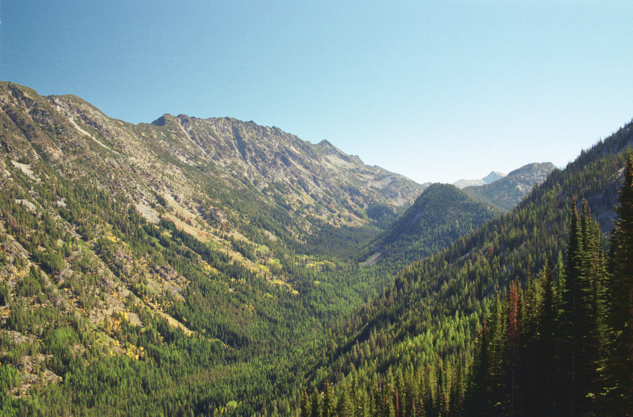 Lostine River Valley