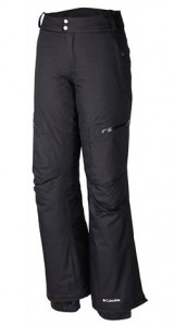 Columbia Sportswear Sur Le Peak II Omni-Heat Ski Pants Waterproof Insulated For Women