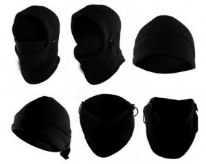 6in1 Neck Warmer Hood
