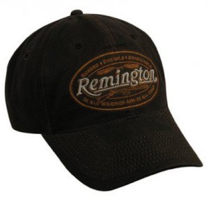 Outdoor Cap Remington Logo Cap Brown Wax Cotton 1-Size