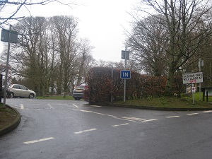 Kilbroney Cafe Car Park