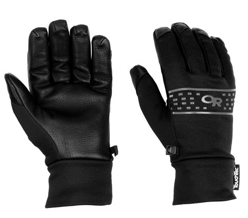 Outdoor Research Sensor Gloves- Touch Screen Compatible For Men