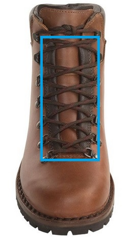 Alico Tahoe Hiking Boots For Men Gusseted Tongue1