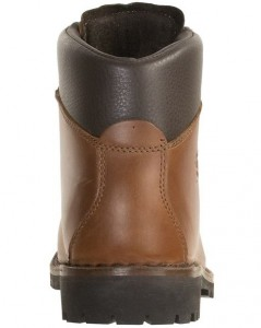 Alico Tahoe Hiking Boots For Men Rear Profile View