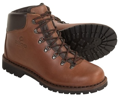 Made in Italy Tahoe Hiking Boots - Leather (For Men) NRbb2vB2l