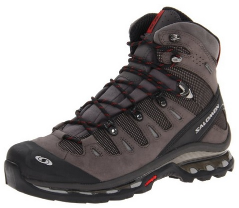Salomon Mens Quest 4D GTX Hiking Boots