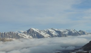 Scenery From Gran Paradiso