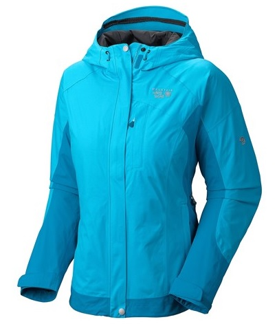 Mountain Hardwear Nazca Dry.Q Elite Jacket For Women
