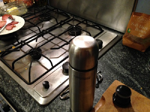 Thermos Flask Closed