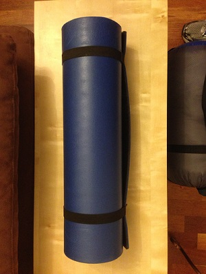 My Foam Roll Mat