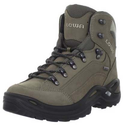 Lowa Women's Renegade GTX Mid Hiking Boot Review - Coolhikinggear.com