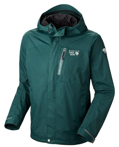 Mountain Hardwear Ampato Dry.Q Elite Jacket - Waterproof