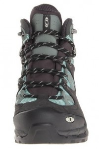 Salomon Womens Comet 3D GTX Hiking Boots Front View