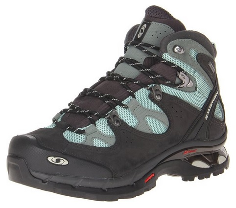 Salomon Womens Comet 3D GTX Hiking Boots