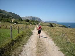 Solo Pilgrim On The Camino