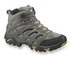 Merrell Moab Ventilator Mid Hiking Boots For Men Review - Coolhikinggear.com