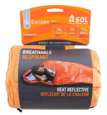 Bivvy Breathable Blanket
