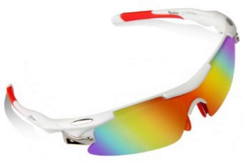 POSHEI P04 Polarized UV Protection Sports Glasses