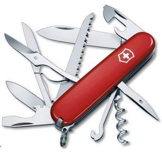 Swiss Army Huntsman Knife