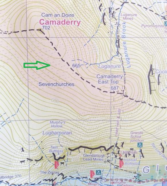 What Are Contour Lines On A Topographic Map Coolhikinggear Com
