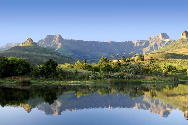North Drakensberg Traverse South Africa