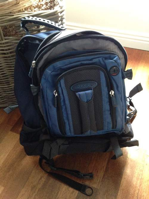 Old Basic Backpack