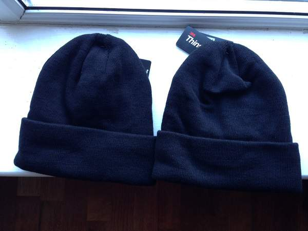 Two New Beanie Hats