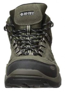 HiTec Mens Bandera Mid WP Hiking Boot Gilly Lacing System