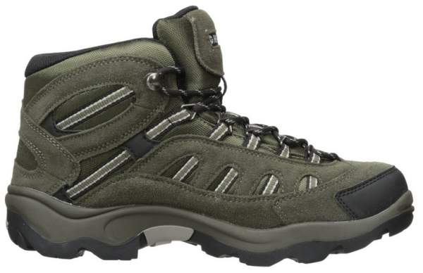 HiTec Mens Bandera Mid WP Hiking Boot Side View