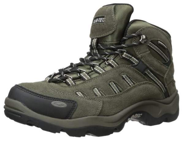 Hi-Tec Bandera Ii Mid Wp Walking Shoes J26b7679