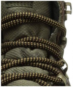 Timberland Mens Chocorua Trail Gore-Tex Mid Hiking Boot Lacing System
