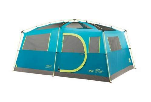 Coleman 8 Person Tenaya Lake Fast Pitch Cabin Tent