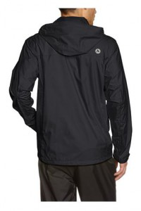 Marmot Precip Jacket For Men Rear Profile