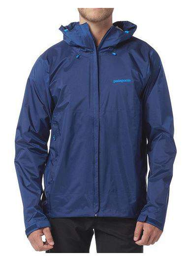 Patagonia Torrentshell Jacket Mens Front Profile
