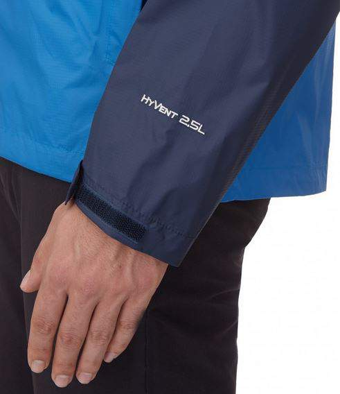 The North Face Mens Venture Jacket Cuffs