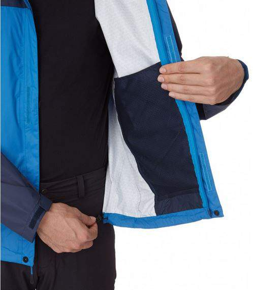 The North Face Mens Venture Jacket Hem Cord