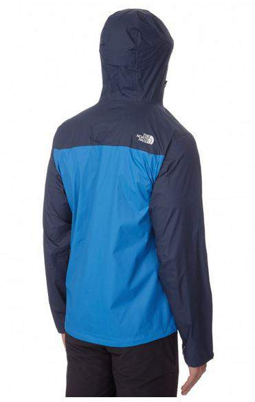 The North Face Mens Venture Jacket Rear Profile