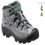 KEEN Womens Targhee II Mid Waterproof Hiking Boot Thumbnail